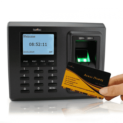 F702-Fingerprint-Access-Control-Device
