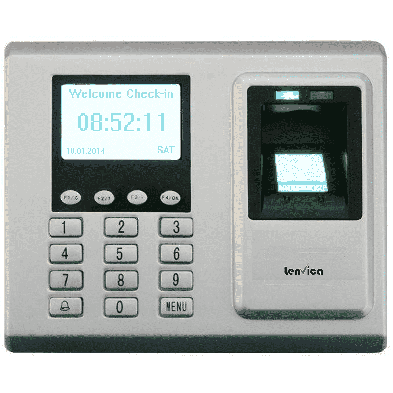 F702-Fingerprint-Access-Control-Systems
