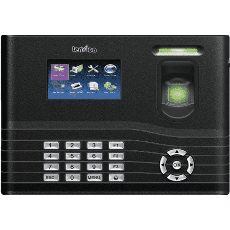 IN01-Biometric-Time-Attendance-System-and-Door-Access-Control-System