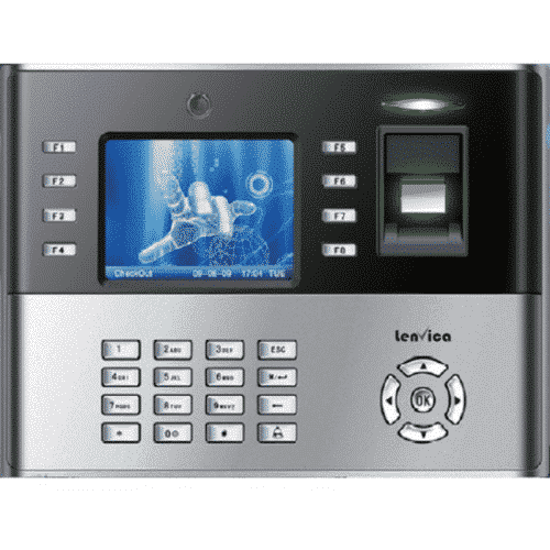 iClock-990-Fingerprint-Time-Attendance-Access-Control-Network
