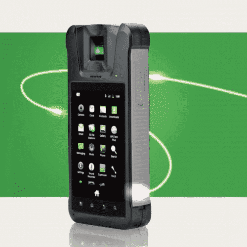 P200-Biometric-Android-System