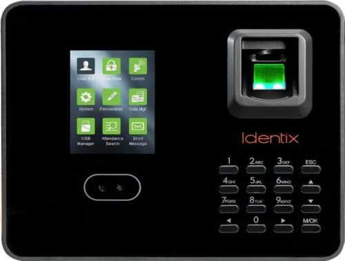 MB200 Identix - Face and Fingerprint Time Attendance Device