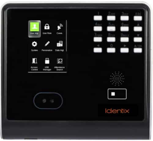 FF1000 Identix - Face and RFID Access Control System