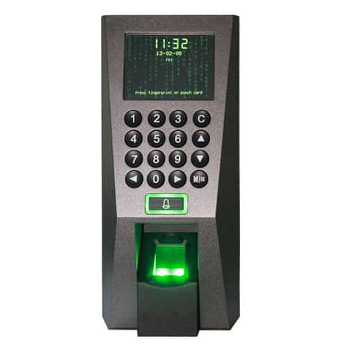F18 - Fingerprint and RFID Card Access Control Device