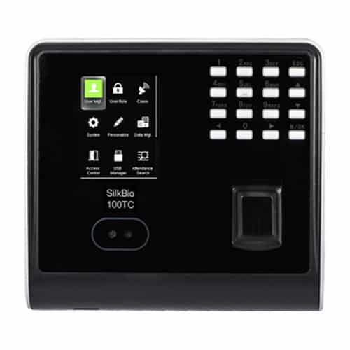 SilkBio-100TC Multi-Bio Time Attedance & Access Control Terminal