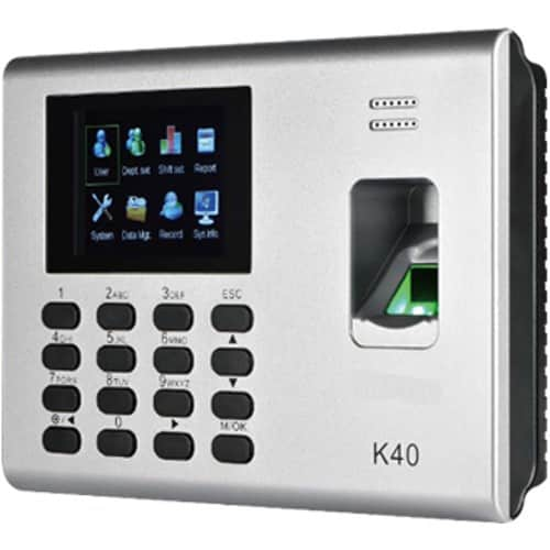K40 - Fingerprint Time Attendance Terminal