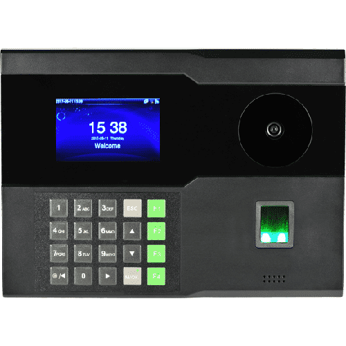 P260 - Multi-Biometric T&A Terminal with Access Control Functions