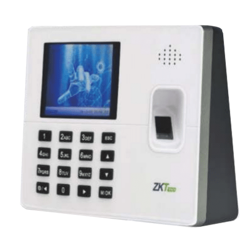 K60 Fingerprint Time & Attendance and Access Control Terminal with 3G-4G Module