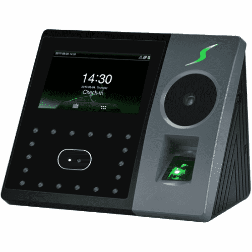 PFace 202 - Multi-Biometric T&A and Access Control Terminals