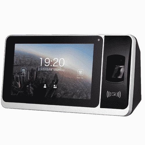 Zpad Plus - Fingerprint Time Attendance Scanner with Android System