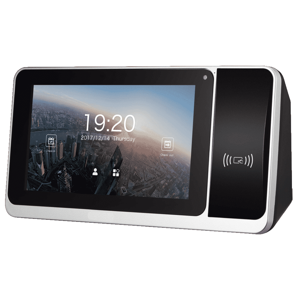 Zpad Plus - RFID Time Attendance Reader Tablet with Android System