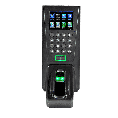 FV18 - Access Control Multi-Biometric Fingerprint Reader