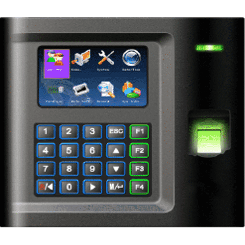 US10C-ID - Fingerprint and RFID Time Attendance Terminal