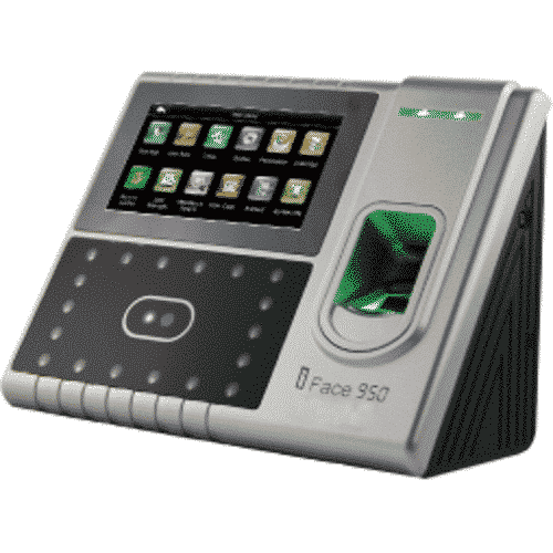 iFace 950 - Multi-Biometric Time & Attendance Terminals
