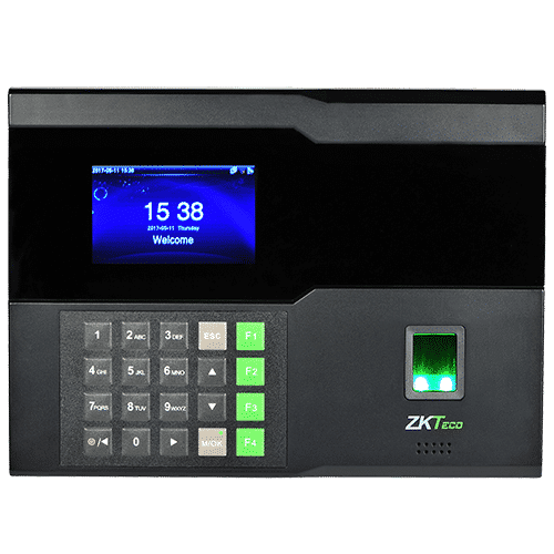 IN05 - Fingerprint Recognition Time Attendance & Access Control