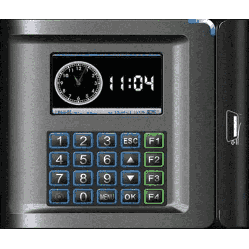 US10C-R - RFID Time Attendance Device