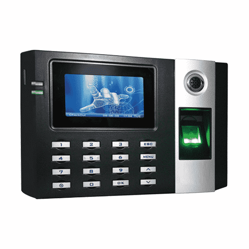 E9C - Fingerprint Time and Attendance Terminal