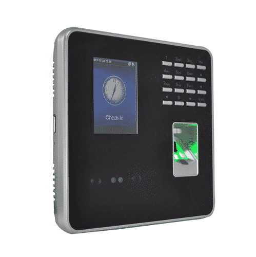MB20 - Multi-Biometric Time Attendance and Access Control System