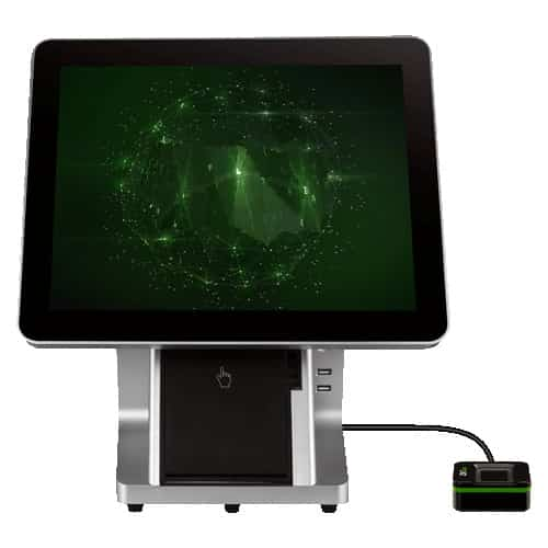 ZKAIO2000 - All in One Biometric Smart Pos Terminal