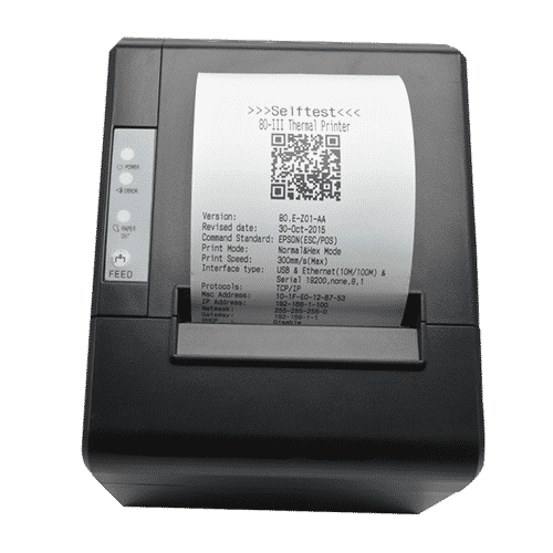 ZKP8001 Thermal Receipt Printers