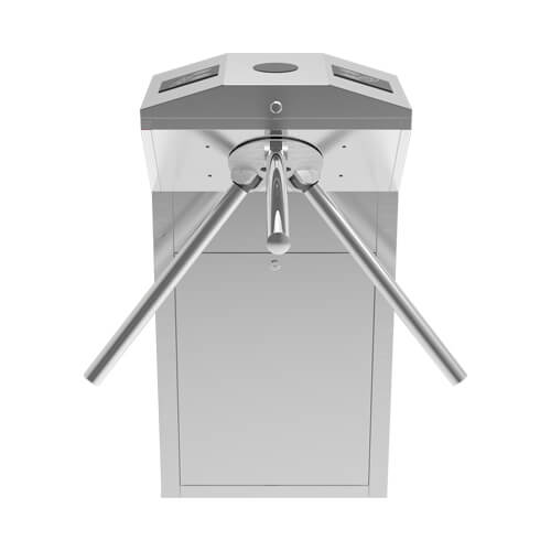 TS1011 Pro Tripod Turnstile with controller and RFID readers
