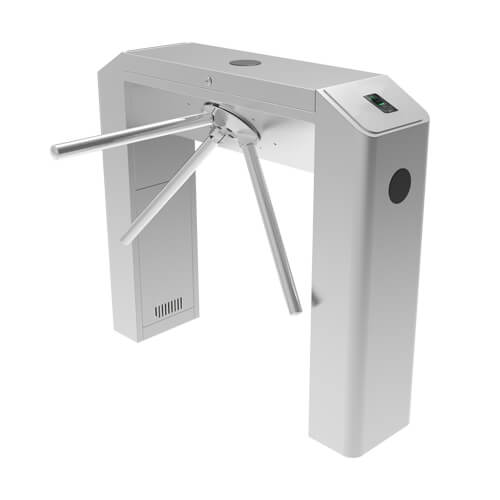 TS2011 Pro Tripod Turnstile with controller and RFID reader