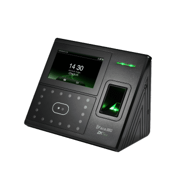 iFace880 Facial multi-biometric time & attendance and access control terminal