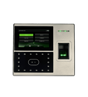 iFace990 - Facial multi-biometric Time & attendance and Access control terminal