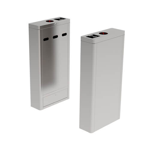 OP1000 - Infrared Beam Access Control Optical Turnstiles