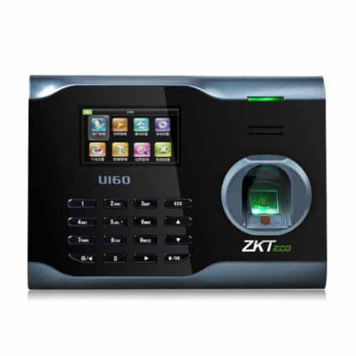 U160-C - Fingerprint Biometric Time Attendance Device with optional RFID