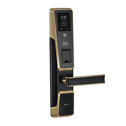 ZM100 Smart Lock with Hybrid Biometric Identification